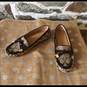 Coach shoes 👞 I